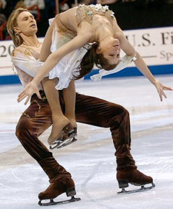Melissa Gregory & Denis Petukhov