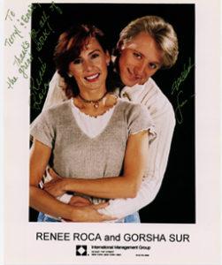 Rene Roca & Gorsha Sur