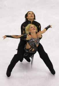 Kristin Fraser & Igor Lukanin