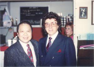 Bruce Lee's Teacher Dr.George Long